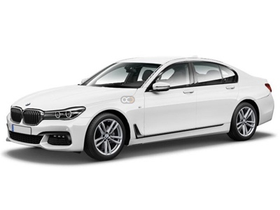 BMW 7 Series Price in Sohar - Sedan Hire Sohar - BMW Rentals