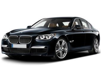 BMW 7-Series 2015 for hire