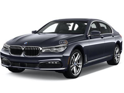 Hire BMW 740Li - Rent BMW Dubai - Sedan Car Rental Dubai Price