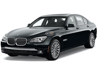 Hire BMW 750Li - Rent BMW Dubai - Sedan Car Rental Dubai Price