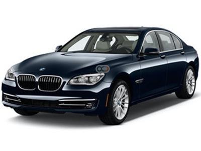 BMW 750Li Price in Dubai - Sedan Hire Dubai - BMW Rentals