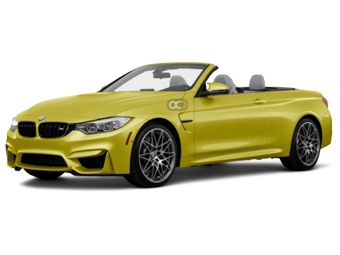 BMW M4 Convertible Price in London - Convertible Hire London - BMW Rentals