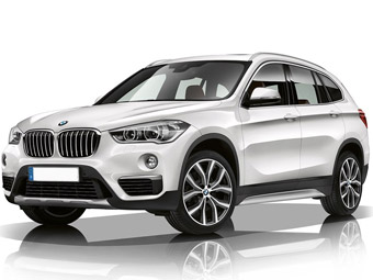 BMW X1 Price in Istanbul - SUV Hire Istanbul - BMW Rentals