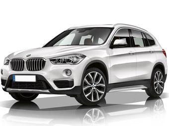 Hire BMW X1 - Rent BMW Istanbul - SUV Car Rental Istanbul Price