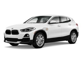 BMW X2 Price in Abu Dhabi - SUV Hire Abu Dhabi - BMW Rentals