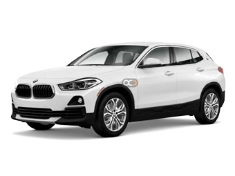 BMW X2 Price in Sharjah - SUV Hire Sharjah - BMW Rentals