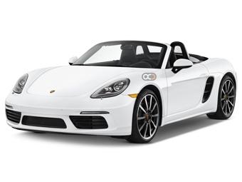 Porsche 718 Boxster S Price in Istanbul - Sports Car Hire Istanbul - Porsche Rentals