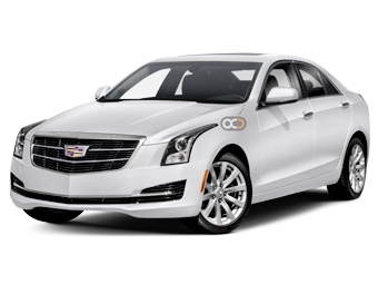 Hire Cadillac ATS  - Rent Cadillac Dubai - Sedan Car Rental Dubai Price