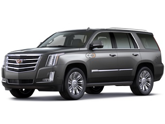 Cadillac Escalade Price in Istanbul - SUV Hire Istanbul - Cadillac Rentals