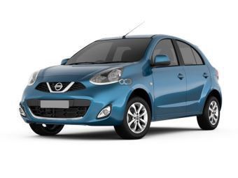 Rent a car Dubai Nissan Micra
