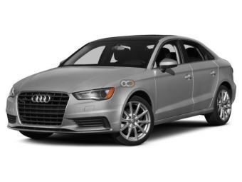 Rent a car Dubai Audi A3