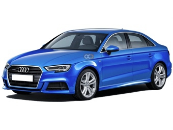 Hire Audi A3 - Rent Audi Dubai - Sedan Car Rental Dubai Price