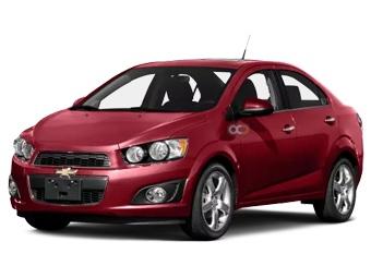 Hire Chevrolet Aveo Sedan - Rent Chevrolet Dubai - Sedan Car Rental Dubai Price
