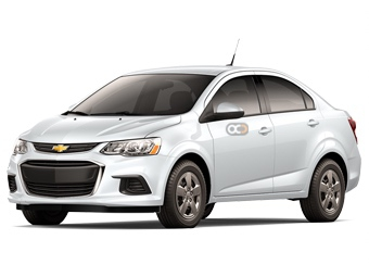 Chevrolet Aveo Sedan Price in Muscat - Sedan Hire Muscat - Chevrolet Rentals