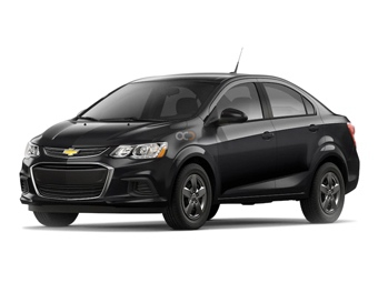 Chevrolet Aveo Sedan Price in Dubai - Sedan Hire Dubai - Chevrolet Rentals