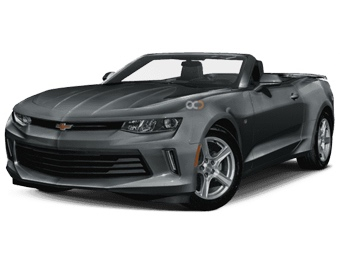 Hire Chevrolet Camaro Convertible V6 - Rent Chevrolet Dubai - Sports Car Car Rental Dubai Price
