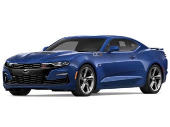 Hire Chevrolet Camaro - Rent Chevrolet Sharjah - Sports Car Car Rental Sharjah Price