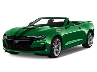 Hire Chevrolet Camaro RS Convertible V6 - Rent Chevrolet Dubai - Sports Car Car Rental Dubai Price
