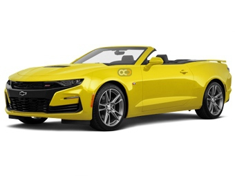 شيفروليه Camaro RS Convertible Price in دبي - سبورتس سار  Hire دبي - شيفروليه Rentals