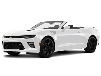 Chevrolet Camaro SS V8 Convertible Price in Barcelona - Sports Car Hire Barcelona - Chevrolet Rentals