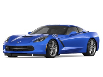 Chevrolet Corvette Stingray C7 Price in Barcelona - Sports Car Hire Barcelona - Chevrolet Rentals