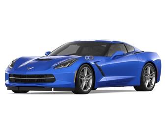 Chevrolet Corvette Stingray C7 Price in Barcelona - Sports Car Hire Barcelona - Chevrolet Rentals