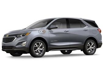 Hire Chevrolet Equinox - Rent Chevrolet Salalah - SUV Car Rental Salalah Price