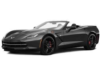 Hire Chevrolet Corvette Grand Sport - Rent Chevrolet Dubai - Sports Car Car Rental Dubai Price