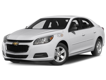 Hire Chevrolet Malibu - Rent Chevrolet Dubai - Sedan Car Rental Dubai Price