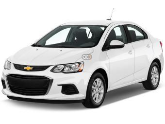 Rent a car Dubai Chevrolet Sonic Sedan