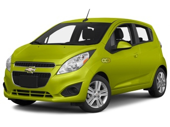 Chevrolet Spark Price in Ajman - Compact Hire Ajman - Chevrolet Rentals