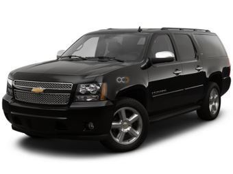 Hire Chevrolet Suburban - Rent Chevrolet Dubai - SUV Car Rental Dubai Price