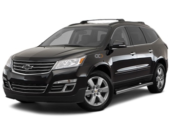 Hire Chevrolet Traverse - Rent Chevrolet Dubai - SUV Car Rental Dubai Price