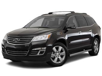 Chevrolet Traverse Price in Dubai - SUV Hire Dubai - Chevrolet Rentals