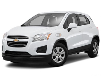 Rent a car Dubai Chevrolet Trax