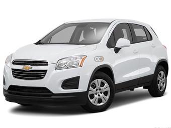 Chevrolet Trax Price in Dubai - Crossover Hire Dubai - Chevrolet Rentals