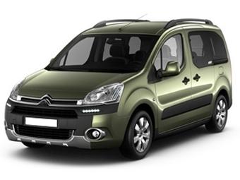 Hire Citroen Berlingo - Rent Citroen Dubai - Van Car Rental Dubai Price