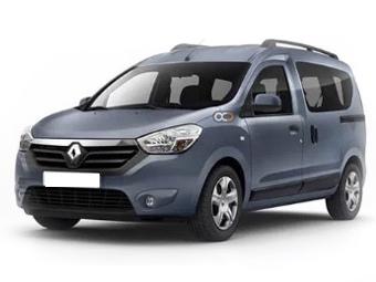 Dacia Dokker Price in Casablanca - Van Hire Casablanca - Dacia Rentals