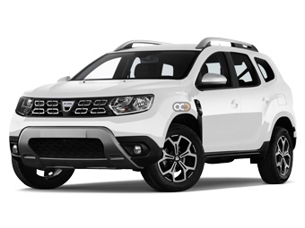 Dacia Duster Price in Istanbul - SUV Hire Istanbul - Dacia Rentals