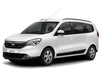 Hire Dacia Lodgy - Rent Dacia Istanbul - Van Car Rental Istanbul Price
