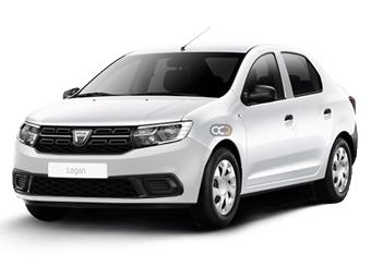 Hire Dacia Logan - Rent Dacia Casablanca - Sedan Car Rental Casablanca Price