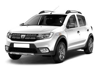 Dacia Sandero Price in Casablanca - Cross Over Hire Casablanca - Dacia Rentals