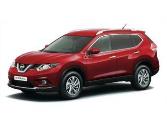 Rent a car Dubai Nissan Xtrail