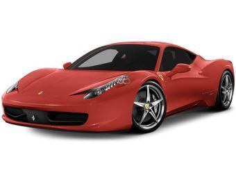 Rent a car Dubai Ferrari 458