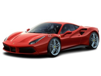 Hire Ferrari 488 Spider - Rent Ferrari Abu Dhabi - Sports Car Car Rental Abu Dhabi Price