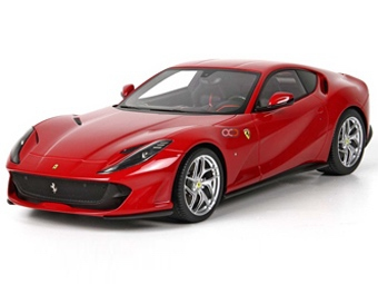 Hire Ferrari 812 Superfast - Rent Ferrari Dubai - Sports Car Car Rental Dubai Price