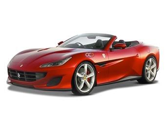 Ferrari Portofino Price in Barcelona - Sports Car Hire Barcelona - Ferrari Rentals