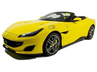 Ferrari Portofino Price in Sharjah - Sports Car Hire Sharjah - Ferrari Rentals