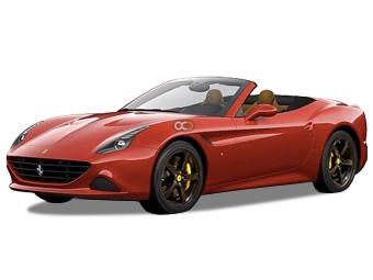 Rent Ferrari California T 2016