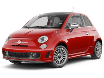 Hire Fiat Abarth - Rent Fiat Dubai - Compact Car Rental Dubai Price